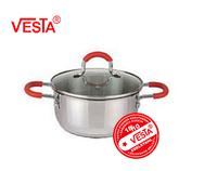 Кастрюля Vesta BG-573 24 см
