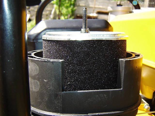 воздушный фильтр двигателя мотопомпы садко wp-100