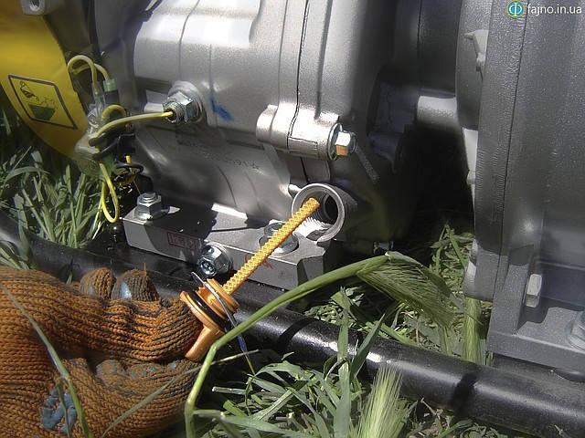 двигатель мотопомпы садко wp-100