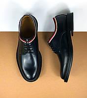Чоловічі туфлі Gucci (Гуччі) арт. 40-18, фото 1