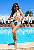 Женский раздельный купальник с высокой талией, фото 5