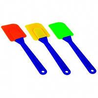 Лопатка силікон 116502 Найкраща якість