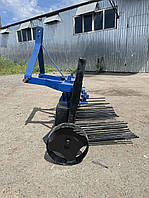Картоплекопалка тракторна вібраційна дворядна АРА