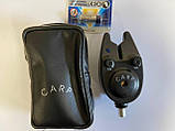 Сигналізатор клювання CARP + Чохол + Батарейка, фото 2