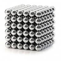 Неокуб - 5мм Сріблястий 106033 Найкраща якість