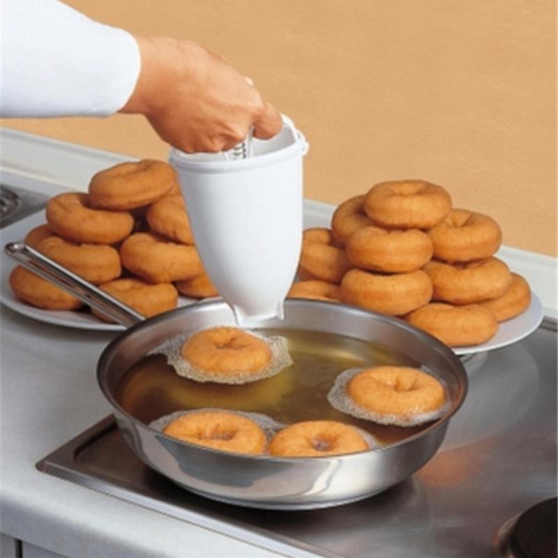 """Ручний диспенсер для приготування пончиків """"Майстер пончик"""" EL-1259"""