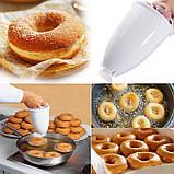 """Ручний диспенсер для приготування пончиків """"Майстер пончик"""" EL-1259, фото 3"""