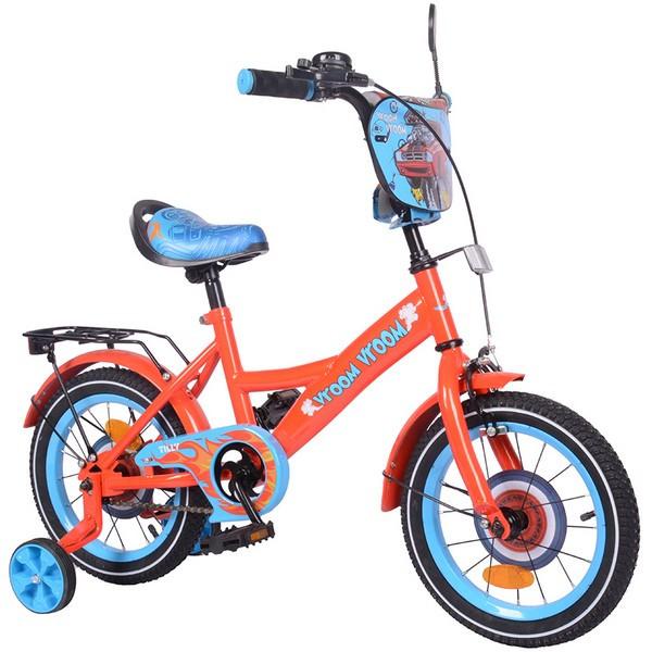 Двоколісний велосипед Тіллі T-214212/1 Vroom