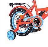 Двоколісний велосипед Тіллі T-214212/1 Vroom, фото 3