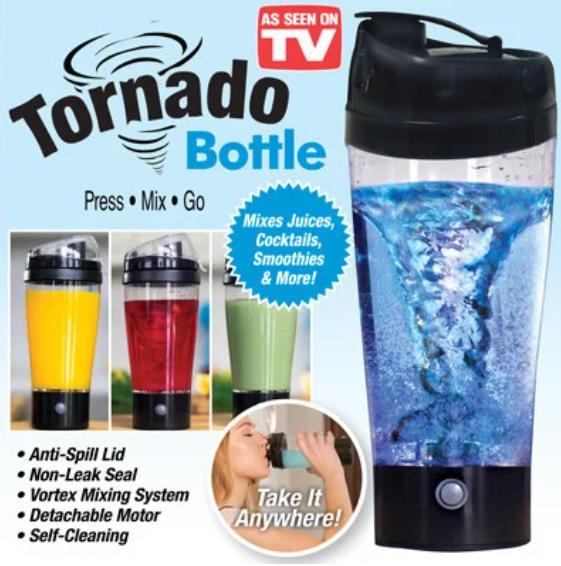 Шейкер Tornado bottle EL-535