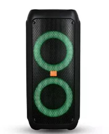"""Портативна бездротова акустична колонка з Bluetooth ZXX 5506 c мікрофоном 30Вт 6"""" USB/SD/FM/BT/MIC/ДУ"""