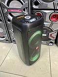 """Портативна бездротова акустична колонка з Bluetooth ZXX 5506 c мікрофоном 30Вт 6"""" USB/SD/FM/BT/MIC/ДУ, фото 5"""