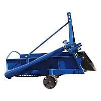 Картофелекопатель для минитрактора Премиум (вибрационный транспортерный)