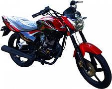 Мотоцикл Forte FT-200 23N (красный)