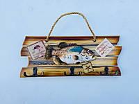 Ключниця з гачками Рибальський Улов 123573 Найкраща якість