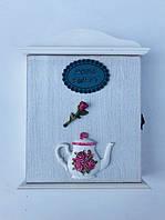 Ключниця настінна Home Sweet Rose 123623 Найкраща якість