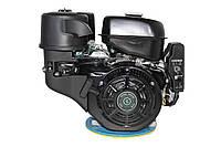 Двигун бензиновий GrunWelt GW460FE-S (18 к. с., шпонка)