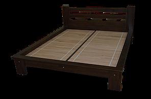 """Ліжко """"ПРОЗА"""", бук, коричневий"""