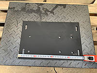 Плита установки двигателя с воздушного охлаждения на водяное