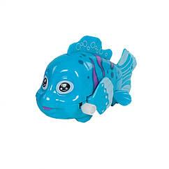 """Заводная игрушка """"Рыбки"""" 675 (Синий)"""