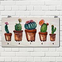 Ключниця настінна Cactus 124512 Найкраща якість