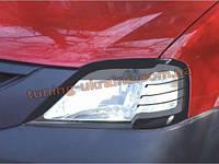 Защита фар (Spirit) для  Dacia Logan MCV 2004+