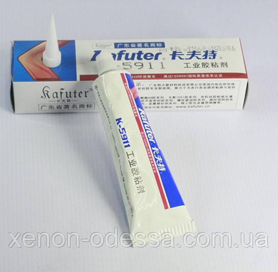 Серый клей-герметик многоцелевого назначения KAFUTER 5911 Gray