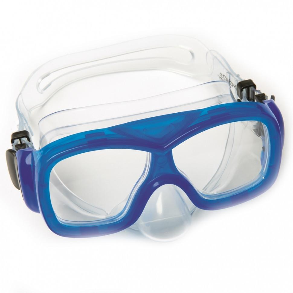 Маска для плавання 22039 (Синій)