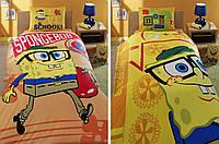 Подростковое постельное белье  DISNEY  от TAC Sponge Bob Academics