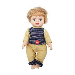 Інтерактивна лялька Аліна 5070-79-77-5142 (рос), в рюкзаку (Жовто-Синій наряд)