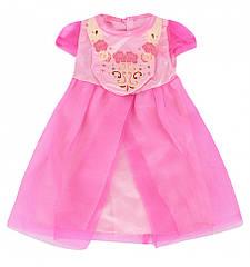 Кукольный наряд BJ-414-DBJ-442-445A-B (Розовое платье)