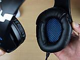 Наушники Onikuma K18 игровые с микрофоном и подсветкой, фото 7