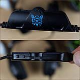 Наушники Onikuma K18 игровые с микрофоном и подсветкой, фото 10