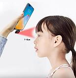 Безконтактний Термометр для тіла K8 білий з підключенням телефон, фото 4