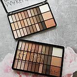 Тени Makeup Studio DoDo Girl + хайлайтер, палетка теней 33 оттенка, фото 2