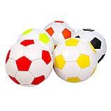М'яч футбольний BT-FB-0229 PVC розмір 2 100г 4кол., фото 2