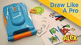 Набір для творчості ALEX Art Draw Like A Pro, фото 4