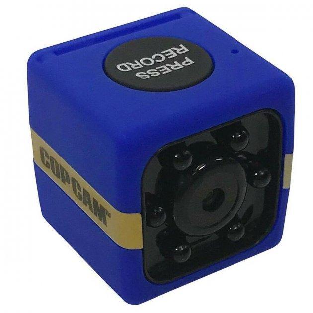 Камера відеоспостереження Cop Cam K-9241 з акумулятором Full HD міні ip камера