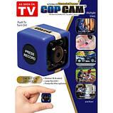 Камера відеоспостереження Cop Cam K-9241 з акумулятором Full HD міні ip камера, фото 2