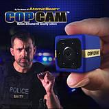 Камера відеоспостереження Cop Cam K-9241 з акумулятором Full HD міні ip камера, фото 4