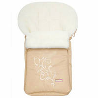 Спальный детский конвертик Siberia на овчине № 28 (zafiro), розовый