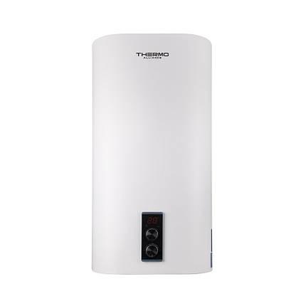 Водонагрівач Thermo Alliance 50 л, сухий ТЕН 2х(0,8+1,2) кВт DT50V20G(PD)D/2, фото 2