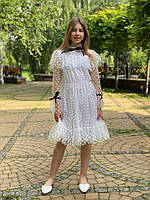 Сукня Гувернантка для дівчаток р.32-42