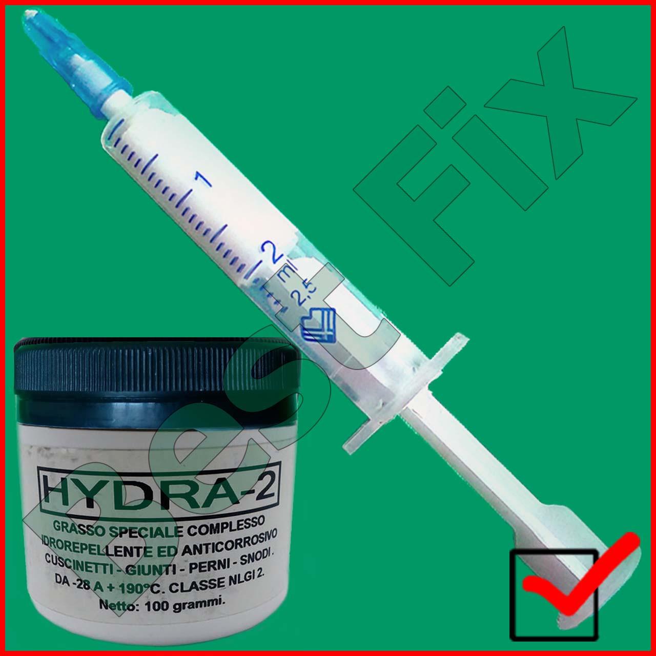 Смазка для сальников стиральных машин ANDEROL HYDRA-2 (шприц ~2 ml)