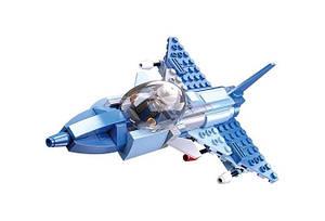 Конструктор SLUBAN M38-B0666-A-B-C-D-E-F Авіація (Винищувач 134 дит.)