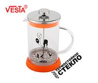 Френч-пресс 600 мл Vesta VS-106