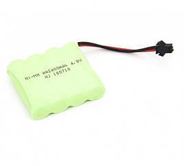 Акумулятор Ni-MH 4,8 V 2400 mAh