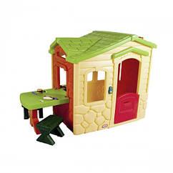 Ігровий будиночок - ПІКНІК (з дверним дзвінком і аксесуарами) 172298E13