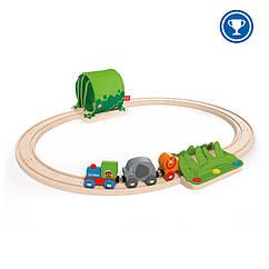 """Набор железной дороги """"Путешествие по джунглям"""" E3800"""