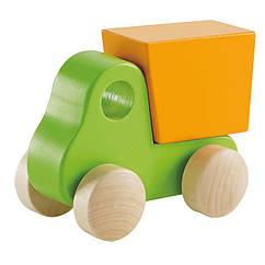 Маленький самосвал, зеленый E0054